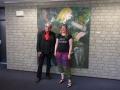 Christoph Winkler und Ina Schulte