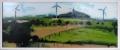 Stoppelberg & Wind - Öl auf Acrylglas - 2015