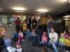 Vorfreude von der KSK Kreissparkasse Halle, und der Volksbank Halle Westfalen