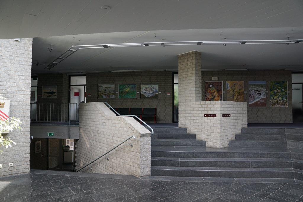 Überblick über die Ausstellung 1