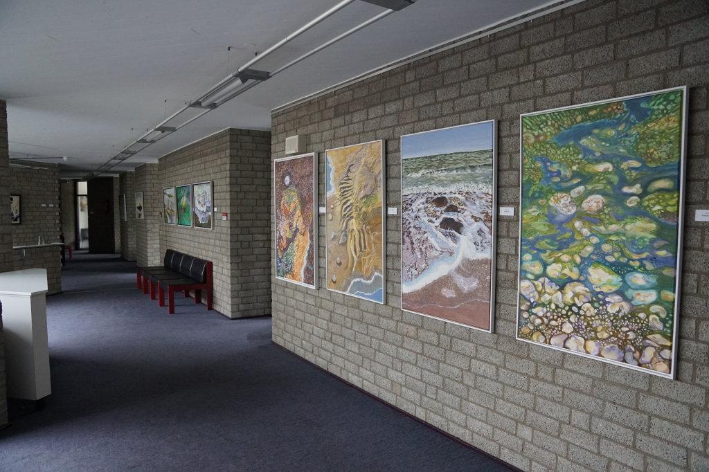 Überblick über die Ausstellung 2