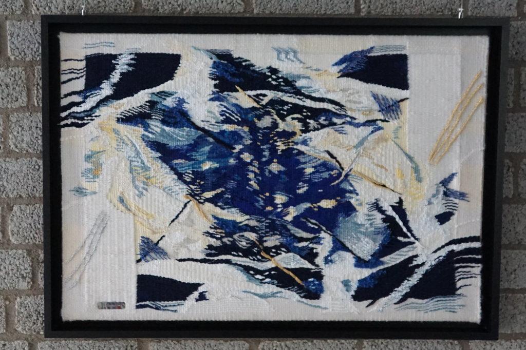 """Millenium"" (Gobelin 95 x 80 cm)"