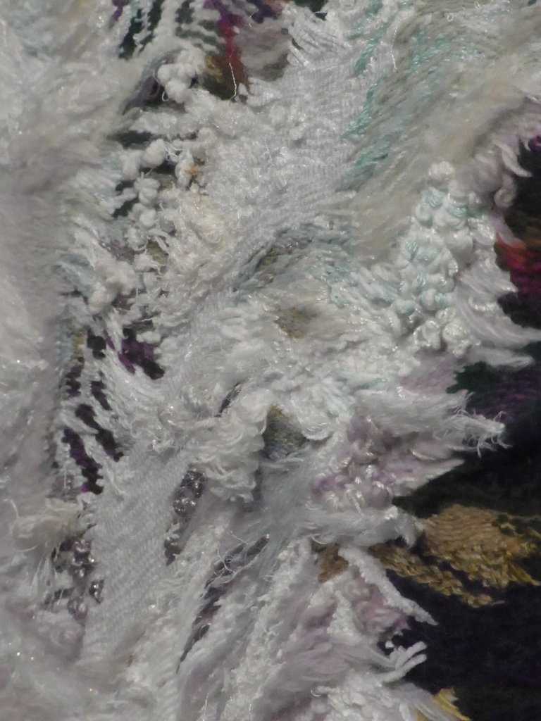 "Auschnitt II aus ""Norwegischer Wasserfall"""