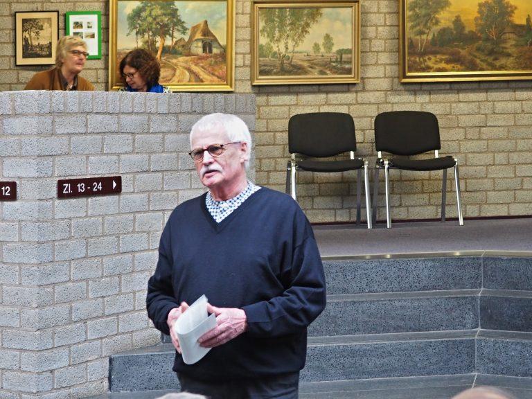 Kunsthistoriker Dr. Jürgen Jesse führte in die Ausstellung ein