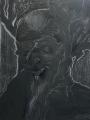 Ausschnitt aus: Imagination bei der Betrachtung von Dürers ApostelkopfVergangenheit trägt Gegenwart und Zukunft