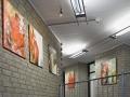 Doris Grabbe: Blick in die Ausstellung VIII