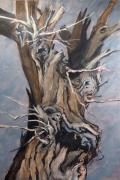 Weide Billigheim - 150 x 100 Öl auf Leinwand 2014