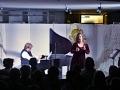 Szenen aus dem Programm: Susanne Sommer und Martin Lüker
