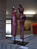 Keramik-Figuren