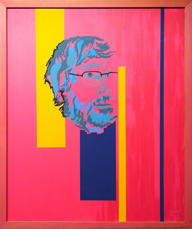 Jens Schräder - Portrait