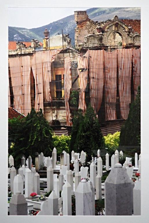 Karin Warias - Die Wunden bleiben - Mostar/Herzegowina 2014