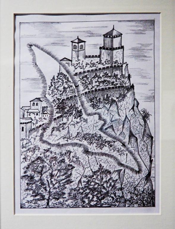 Siegfried Alexander Scholz - San Marino