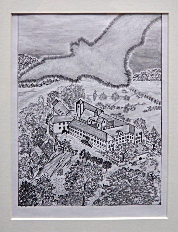 Siegfried Alexander Scholz - Bad Iburg: Schloss und Kloster