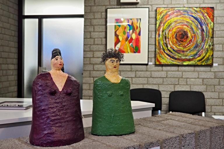 Hans Gand: Seine Bilder und Plastiken