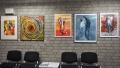 Arbeiten von Hans Gnad und Gertrud Hoppe