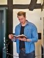 Poetry Slamer Arnulf Heine