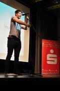 Linus - nimmt die Mikrofoneinstellung selbst in die Hand