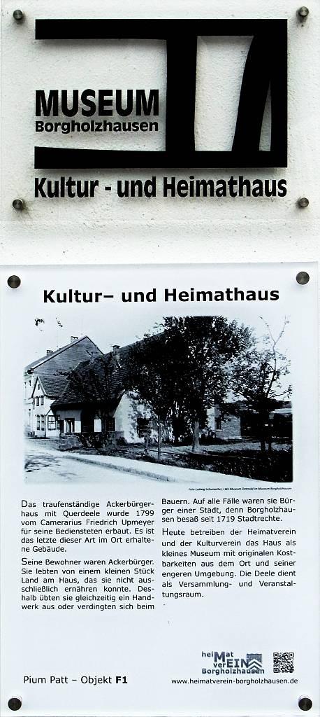 Kultur- und Heimathaus