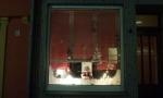 Privates Weihnachtsfenster