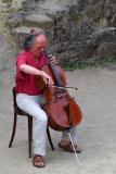 Willem Schulz am Cello