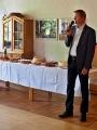 Begrüßungsworde des Bürgermeisters Dirk Speckmann