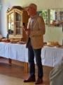 Gernot Kiesling, der 2. Vorsitzende des Ortsverein Ravensberg e.V. des DRK