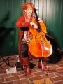 Hannah Alkira am Cello