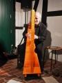 Thomas Loefke an der celtic harp