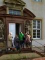 Eingang zum Koptischen Kloster Brenkhausen