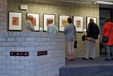 Die Ausstellung ist eröffnet
