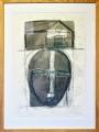 Martin Scholz: Kopf und Haus - 2008