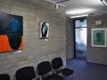 Martin Scholz; Blick in die Ausstellung I