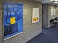 Martin Scholz; Blick in die Ausstellung III