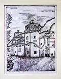 Siegfried Alexander Scholz - Ferrara: Castello Estense
