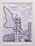 Siegfried Alexander Scholz - Po-Delta: Kloster Pomposa