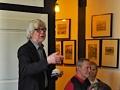 Job Schräder spricht über die 30 jährige Geschichte des Borgholzhausener Kartoffelmarktes