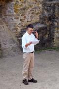 Dritte poetische Station: Stephan Schäfer in Aktion I