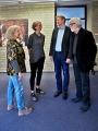 Astrid Schütze, Stefanie Schwedes, Dirk Speckmann und Job Schräder
