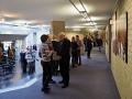 Besichtigung der Ausstellung